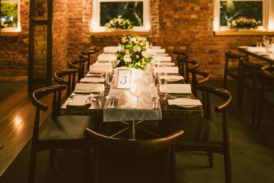 Malt dining cbd function rooms hidden city secrets for Best private dining rooms brisbane
