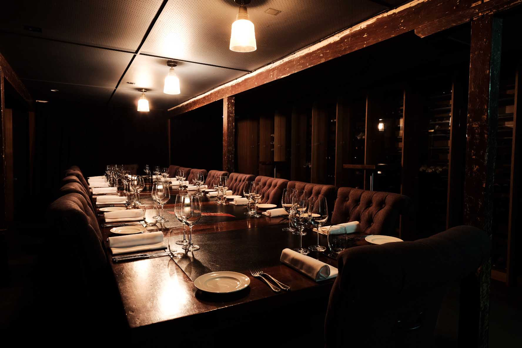Malt Dining – CBD Function Rooms