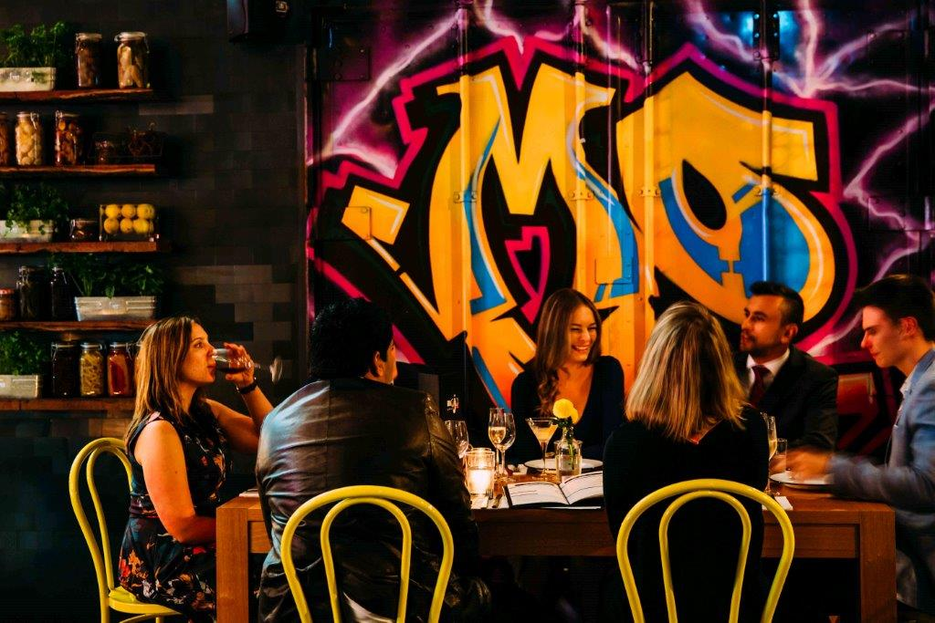 MOJO by Luke Mangan – Best Group Dining