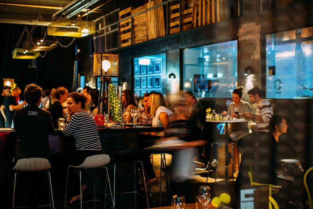 Mojo by luke mangan best group dining hidden city secrets for Mojo restaurant