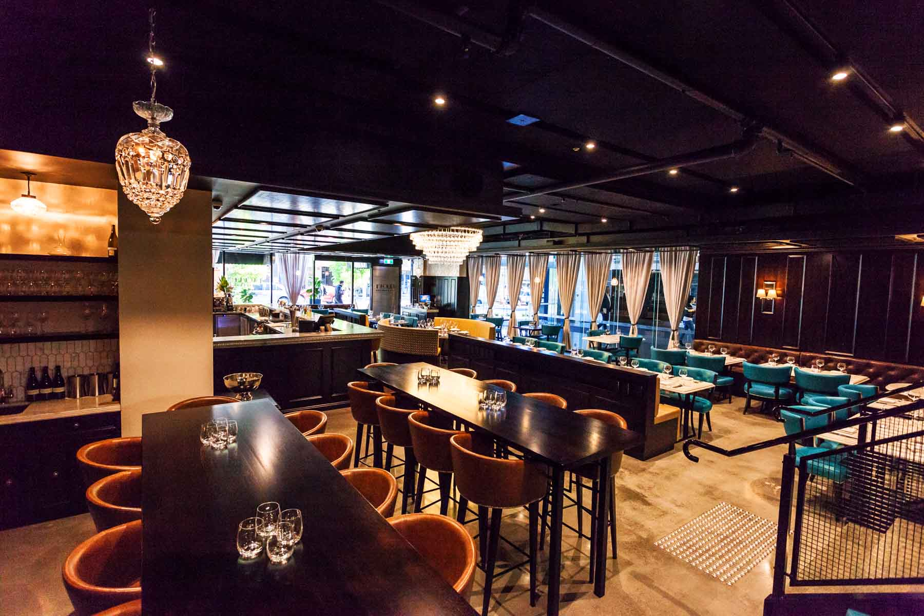 Nickel Kitchen & Bar – Function Venues