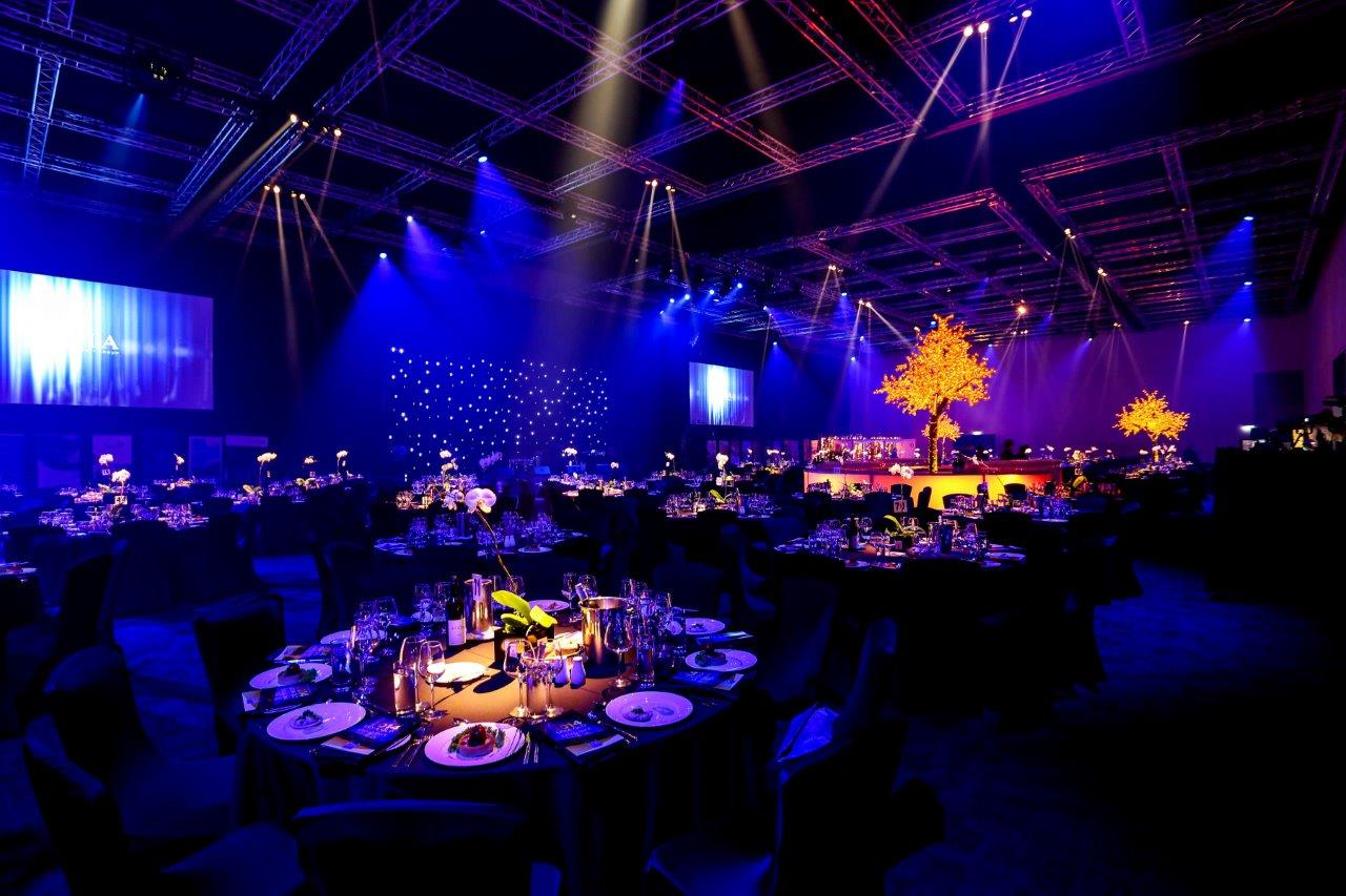 Royal Int. Convention Centre <br/> Corporate Event Spaces