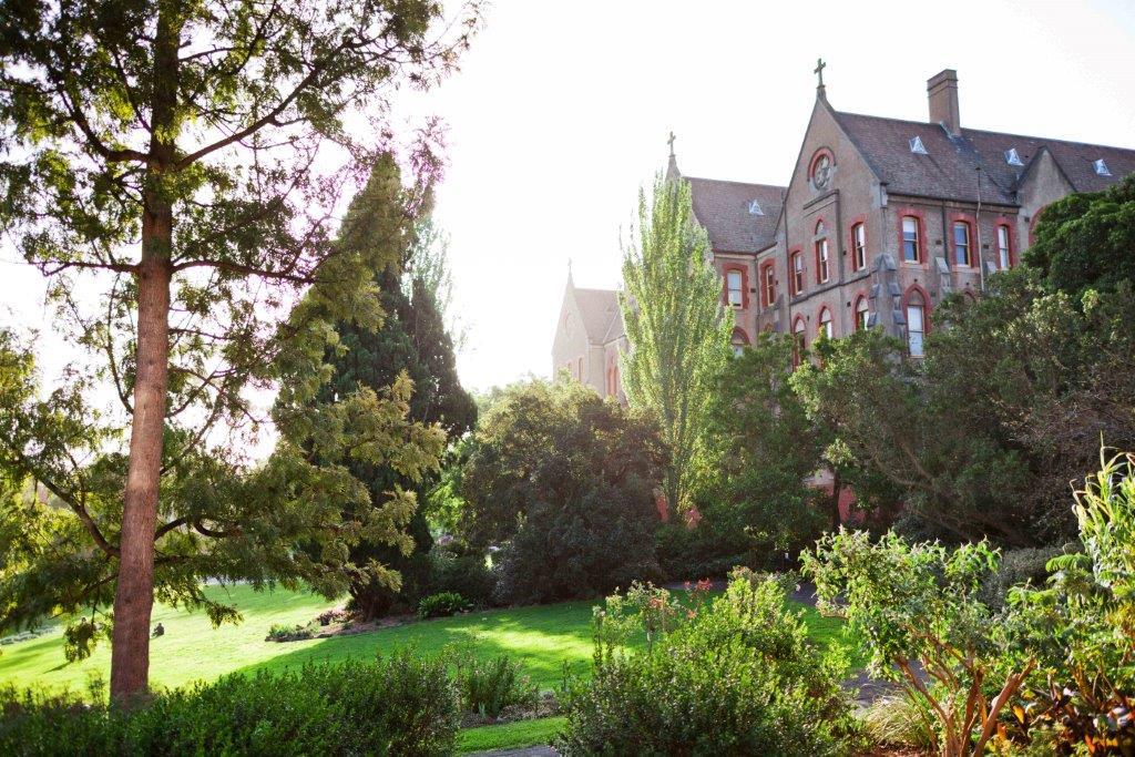 The Abbotsford Convent by Bursaria