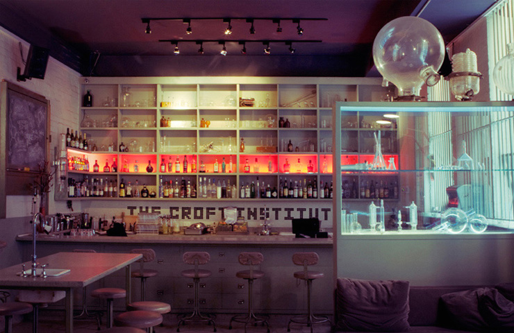 The-Croft-Institute-quirky-bars-melbourne-entertainment-cocktails-beer