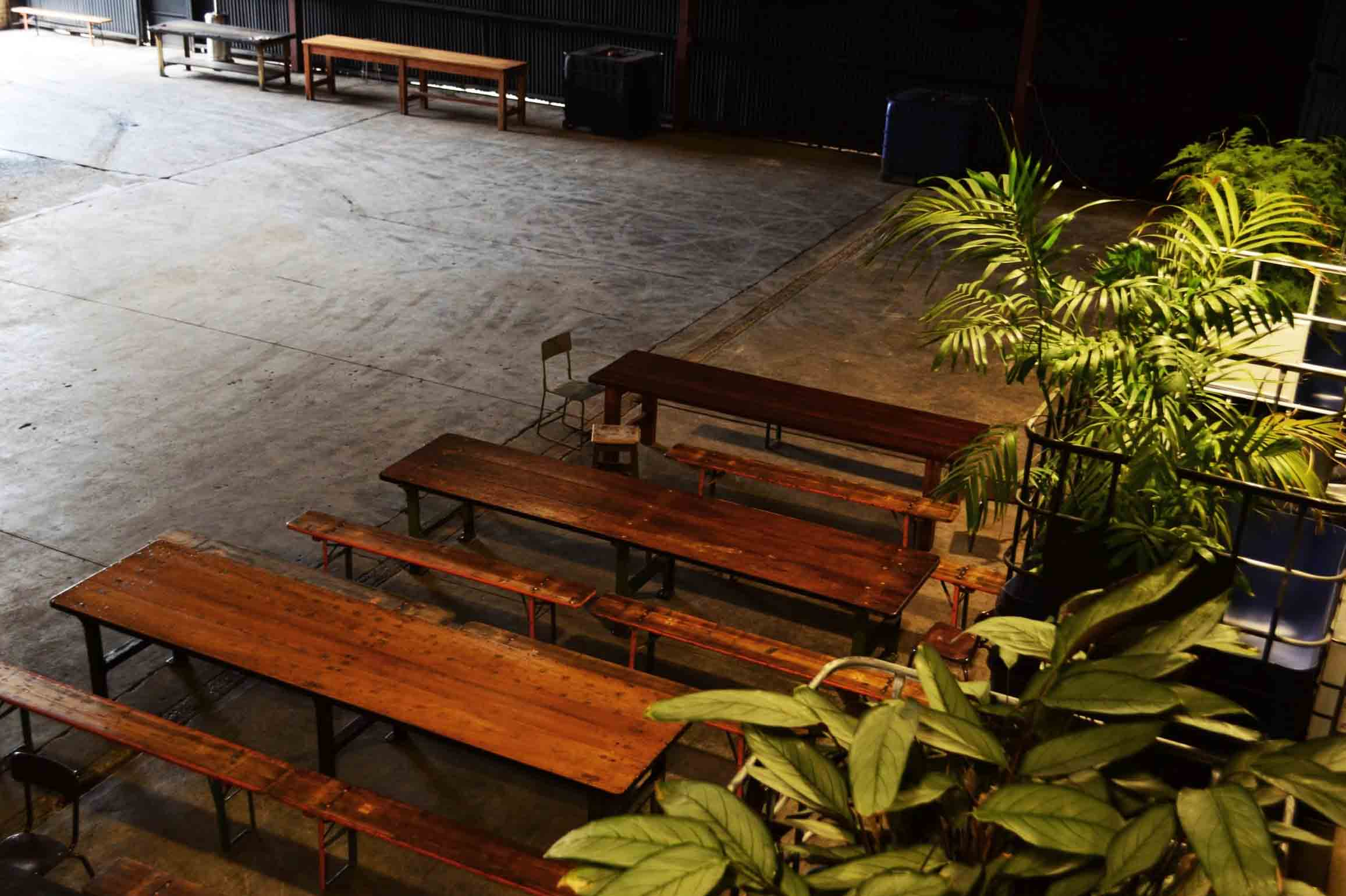 124 Whitehall St – Warehouse Function Venue