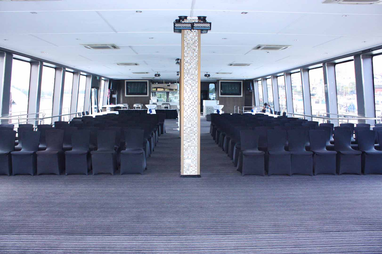 All Occasion Cruises <br/> Boat Event Spaces