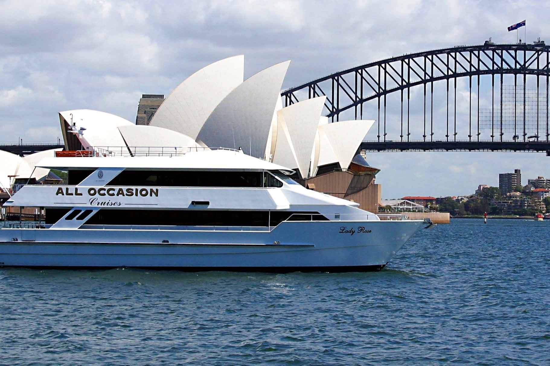 All Occasion Cruises – Cruise Boat Venues
