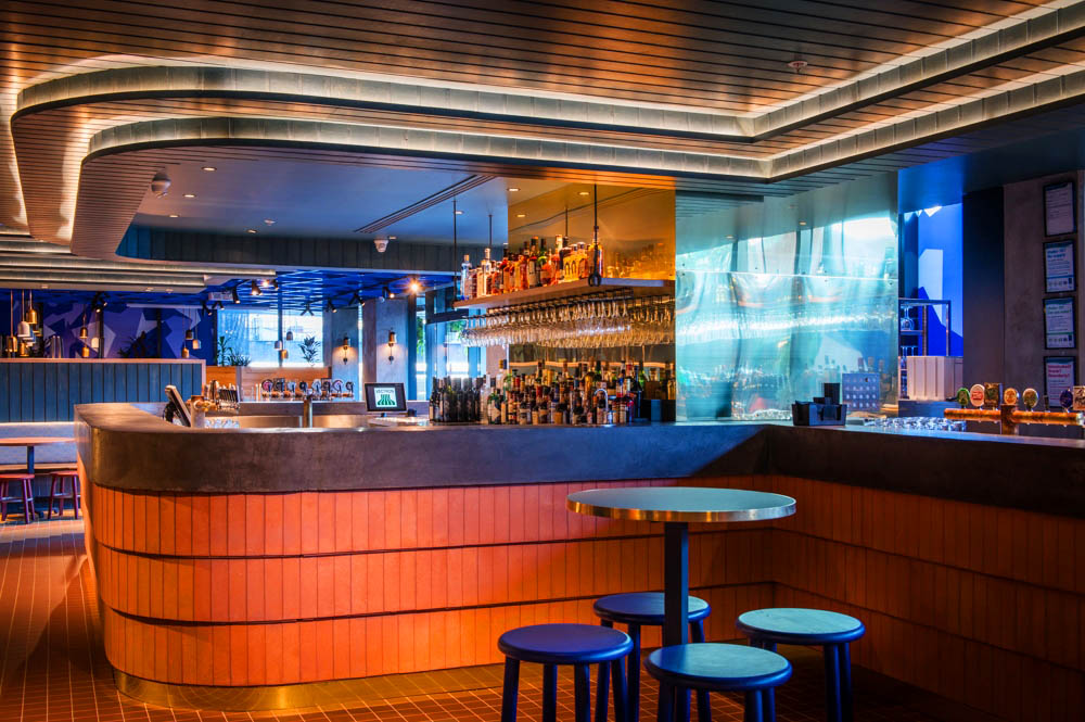 Hightail Bar – Contemporary Function venues