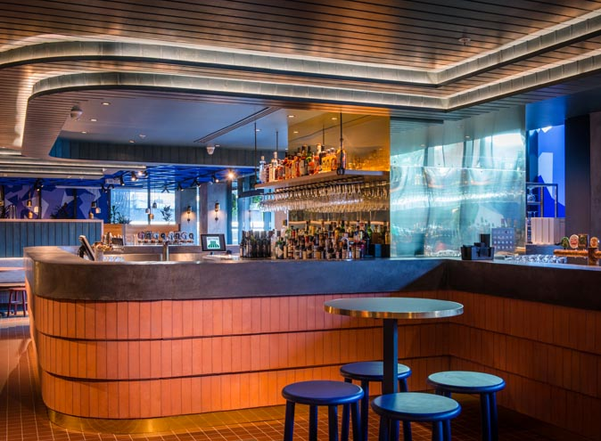 Hightail Bar <br/> Contemporary Function Venues