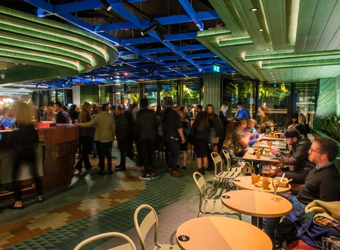 Hightail Function Venues Melbourne Rooms CBD Docklands Venue Hire Party Room Birthday Corporate Event 008 5