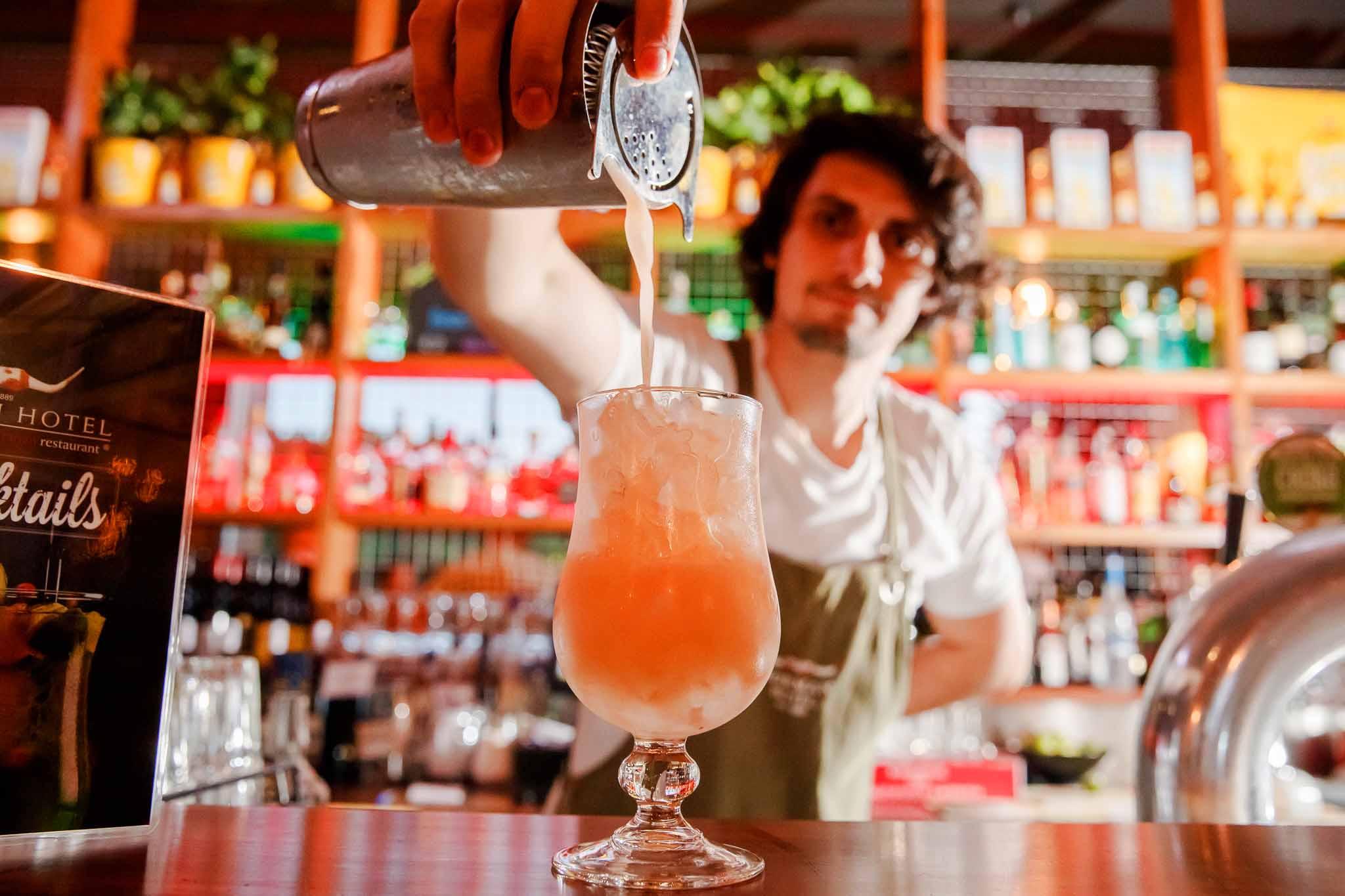 Norman Hotel – Best Beer Garden Bars