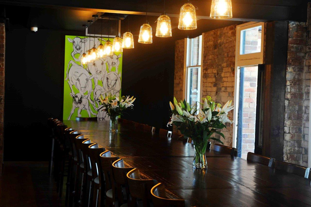 Small function rooms hidden city secrets for Best private dining rooms brisbane