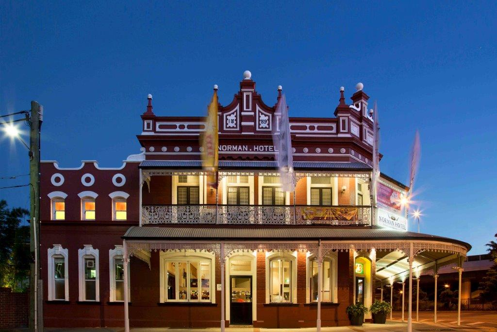 Norman Hotel – Function Venues For Hire