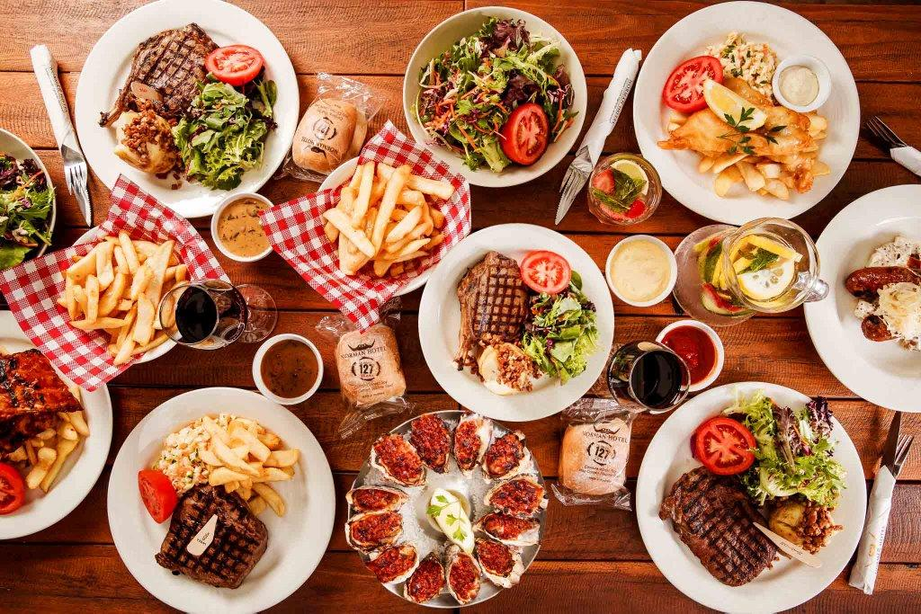 Norman Hotel – Best Steak Restaurants