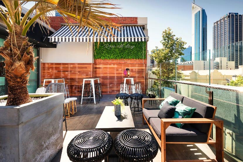 Prince Lane – CBD Rooftop Bars