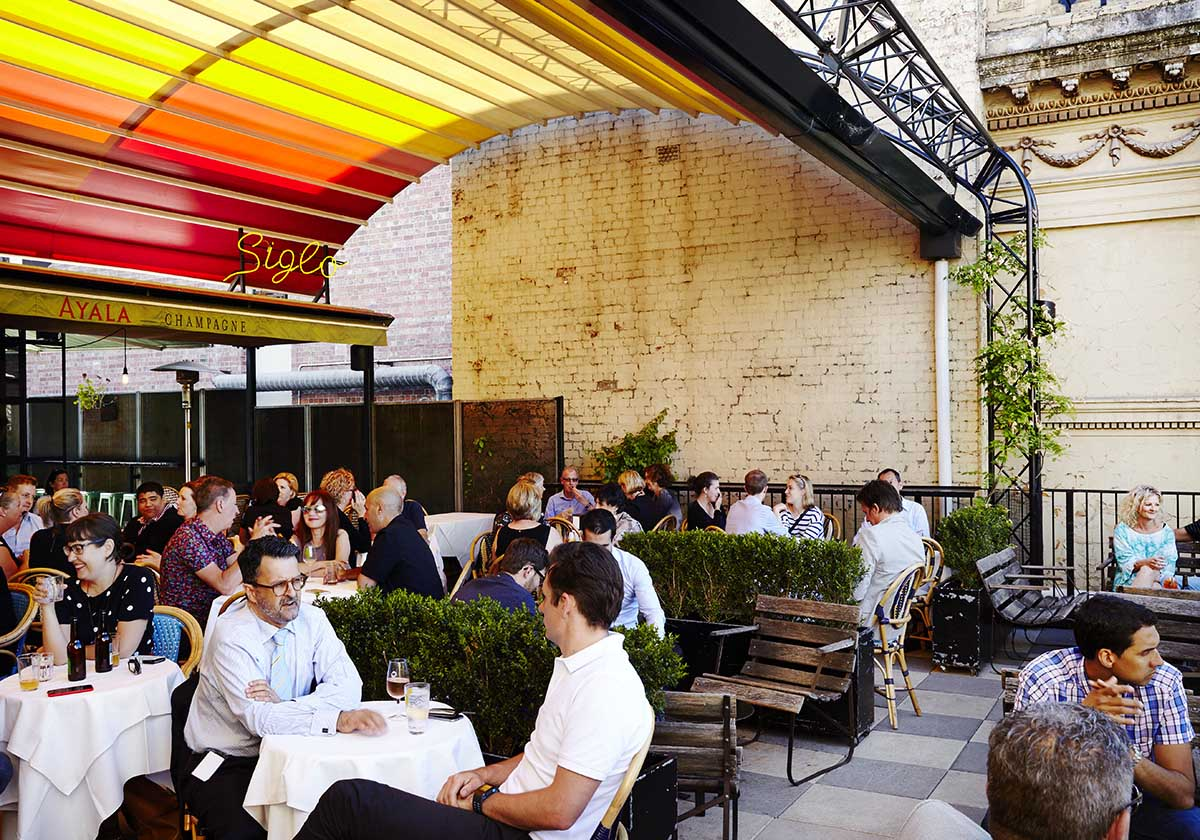 Siglo Bar <br/> Best Rooftop Bars