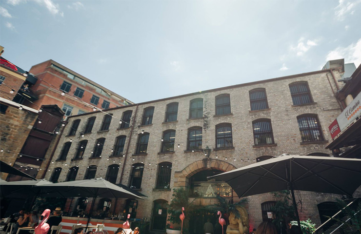 The Argyle – Best Sydney Bars