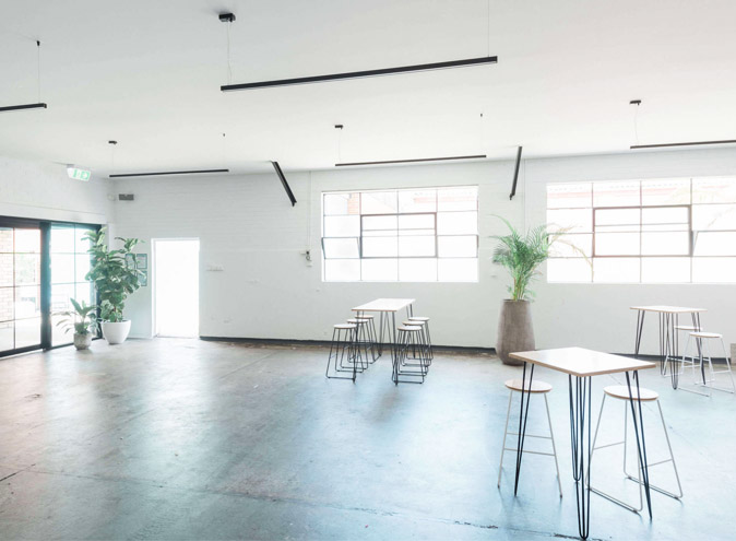 40 rd – New Warehouse Function Venues