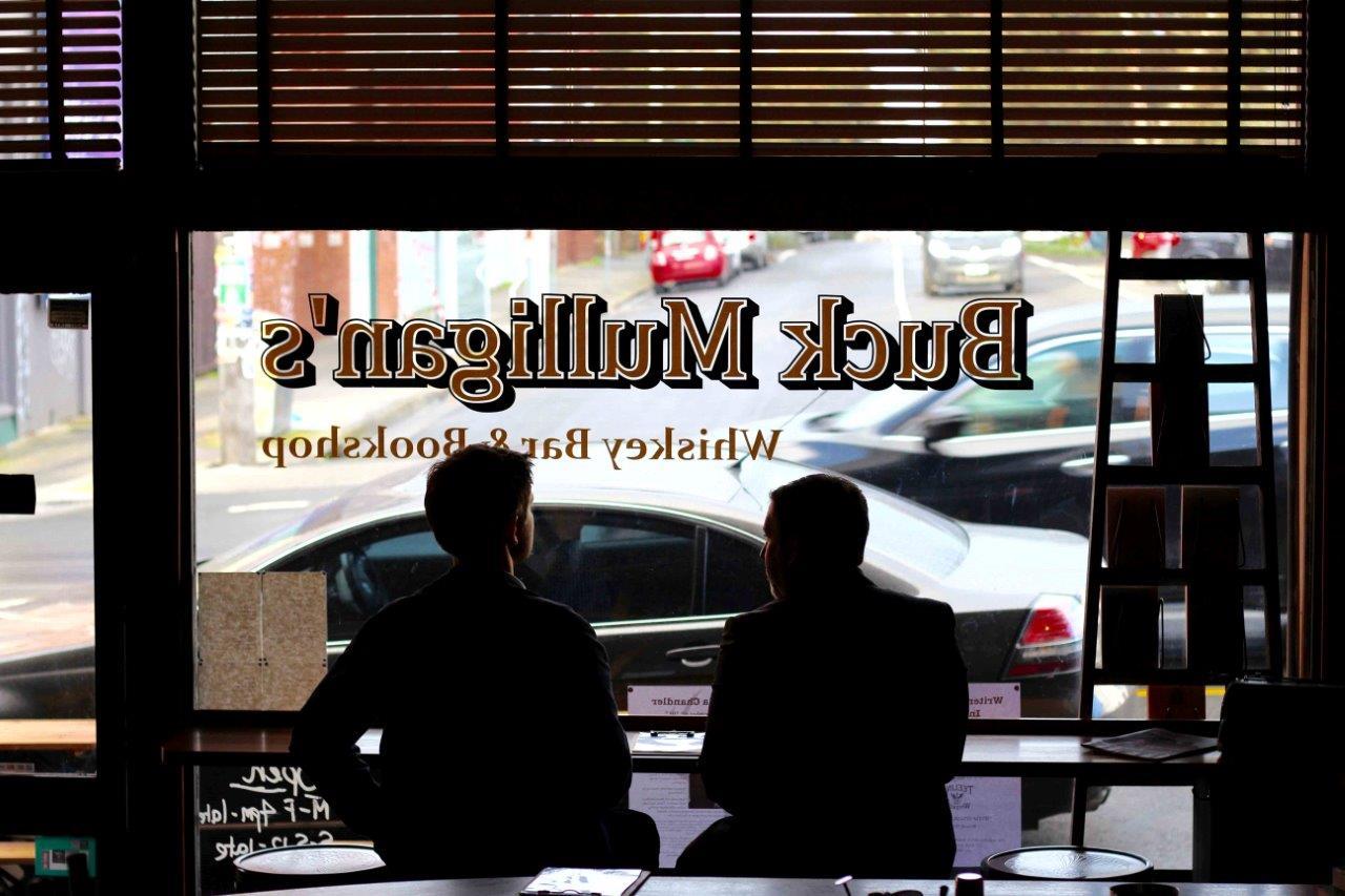 Buck Mulligan's Whiskey Bar – Cool Bars