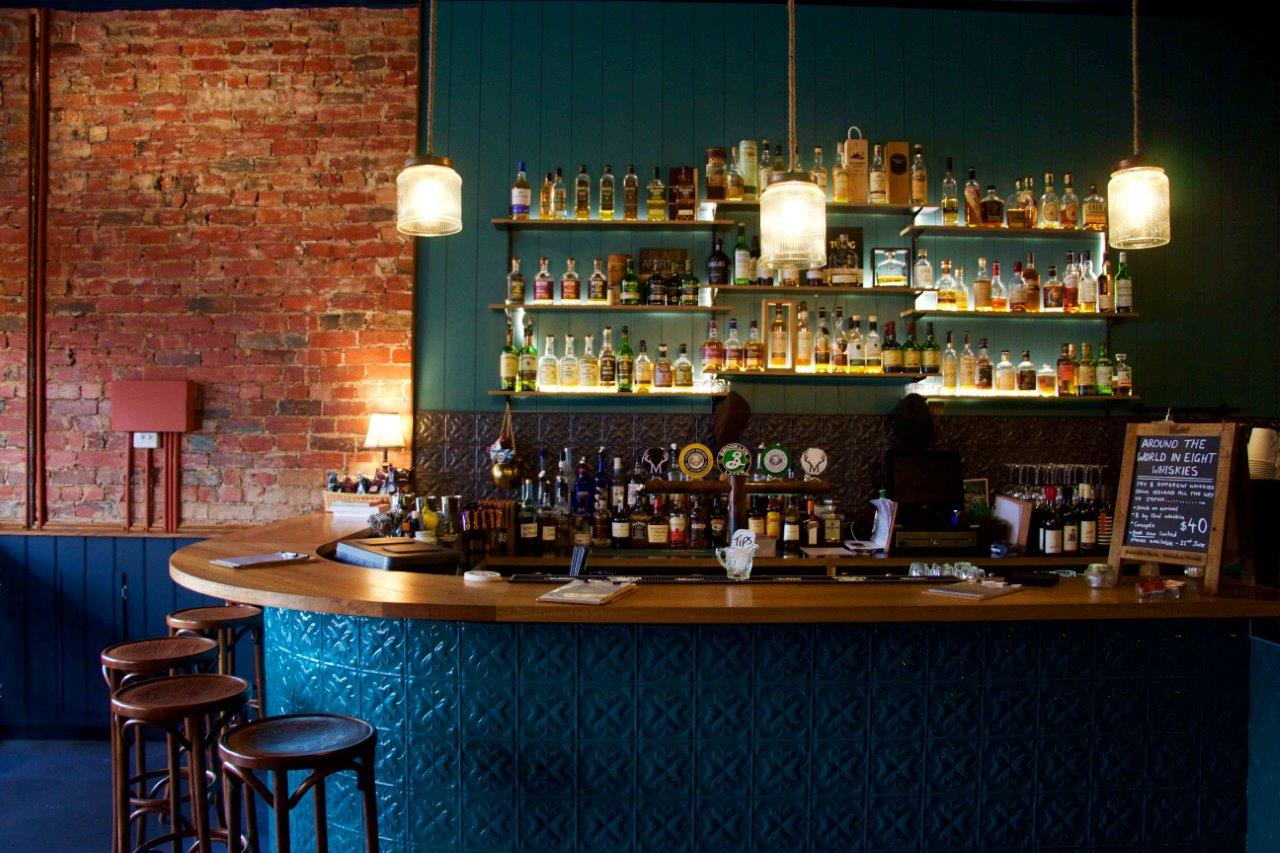 Buck Mulligan's Whiskey Bar – Cool Bars