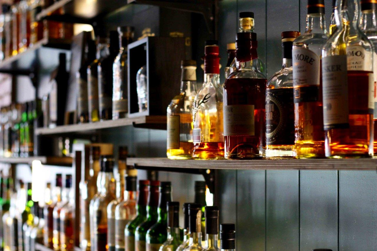 Buck Mulligan's Whiskey Bar <br/> Unique Whiskey Bars