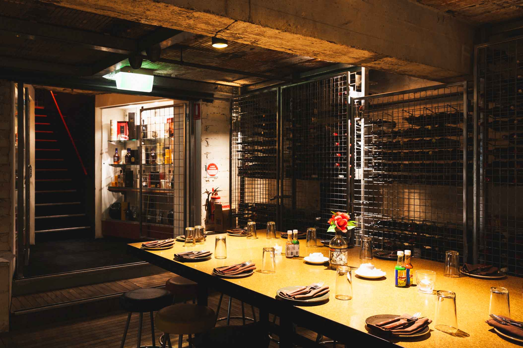 Cantina – Intimate Function Venues
