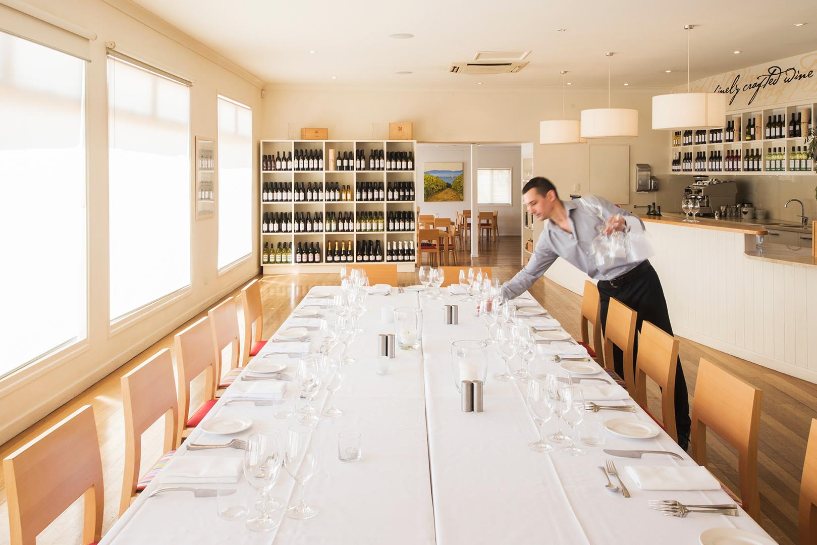Clovely Estate City Cellar Door – Venue Hire