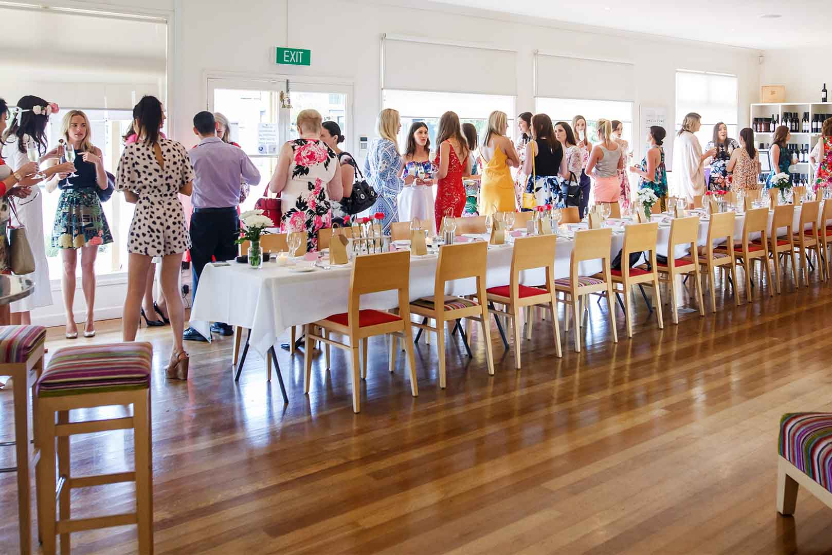 Clovely Estate City Cellar Door – Function Venue