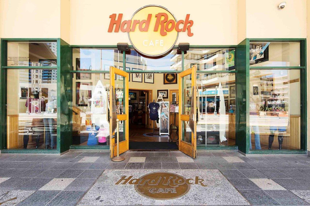 Hard Rock Café Surfers Paradise<br/>Unique Function Rooms