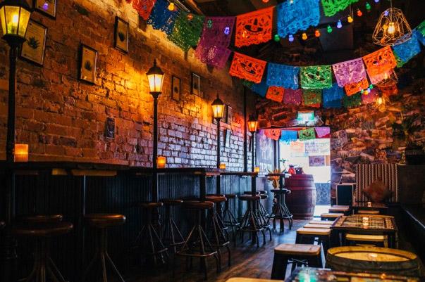 Mezcalito Agave Bar – Function Rooms