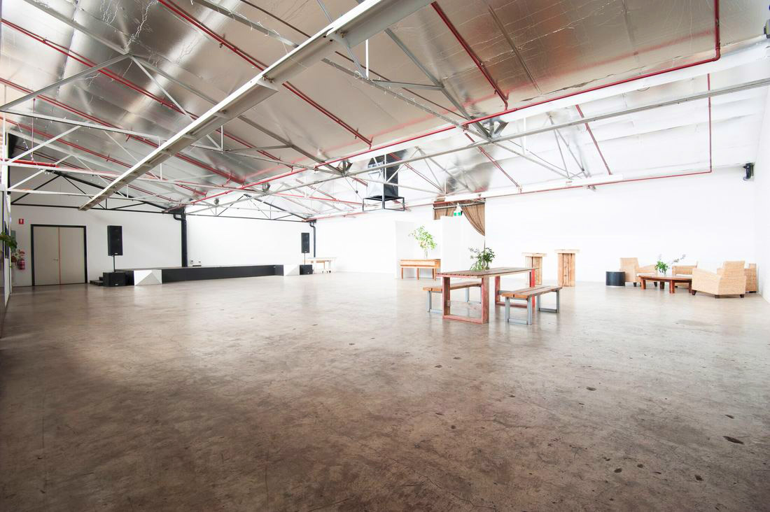 Second Story Studios – Warehouse Venues