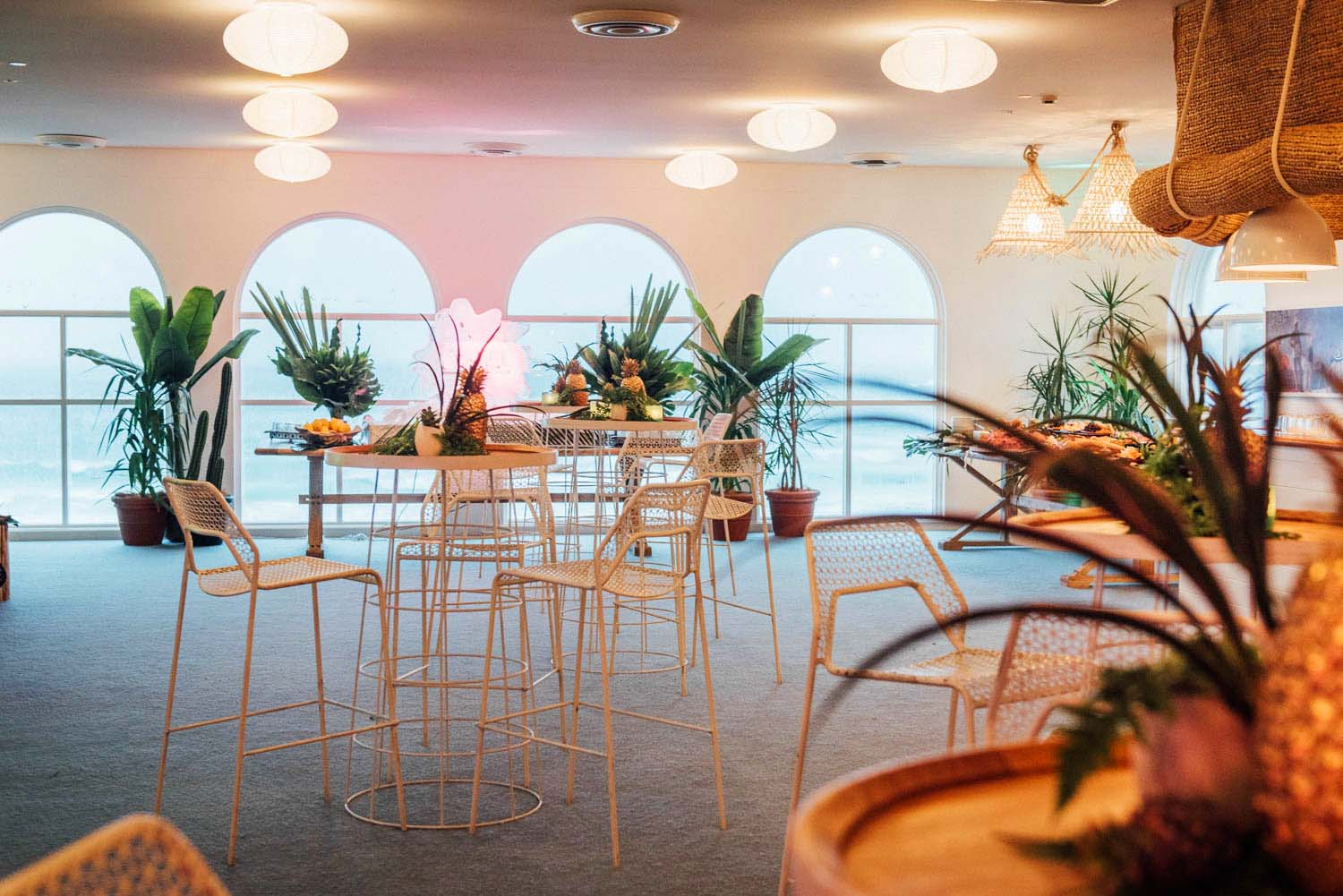 The Blue Room Bondi – Function Rooms