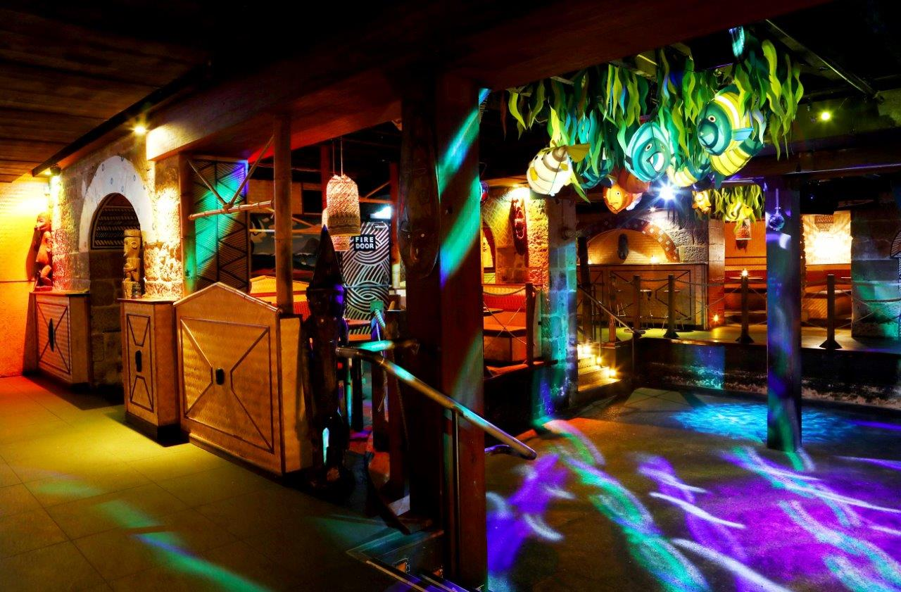 The Cliff Dive – Cocktail Bar & Nightclub