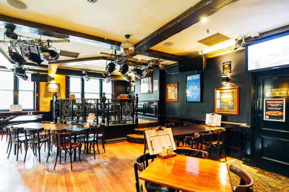 Elephant & Wheelbarrow – Venue Hire