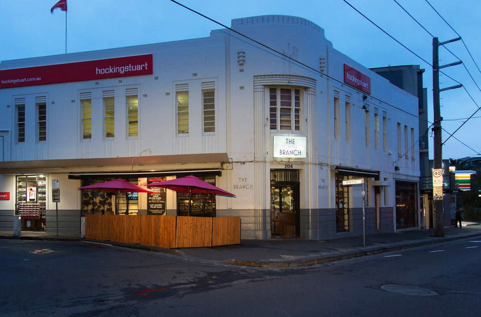 The St Kilda Branch – Top St Kilda Bars