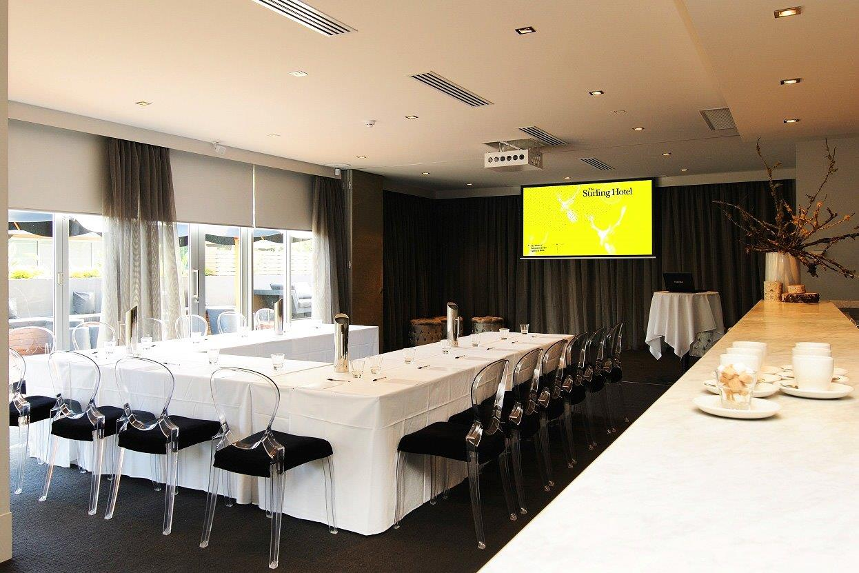 The Stirling Hotel Function Rooms