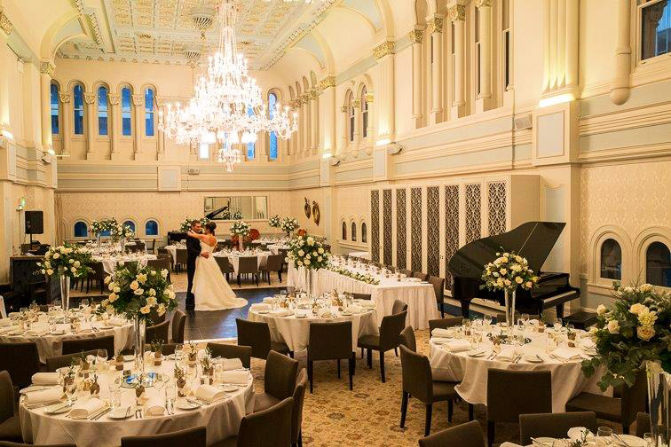 The tea room qvb function venues hidden city secrets for The dining room sydney