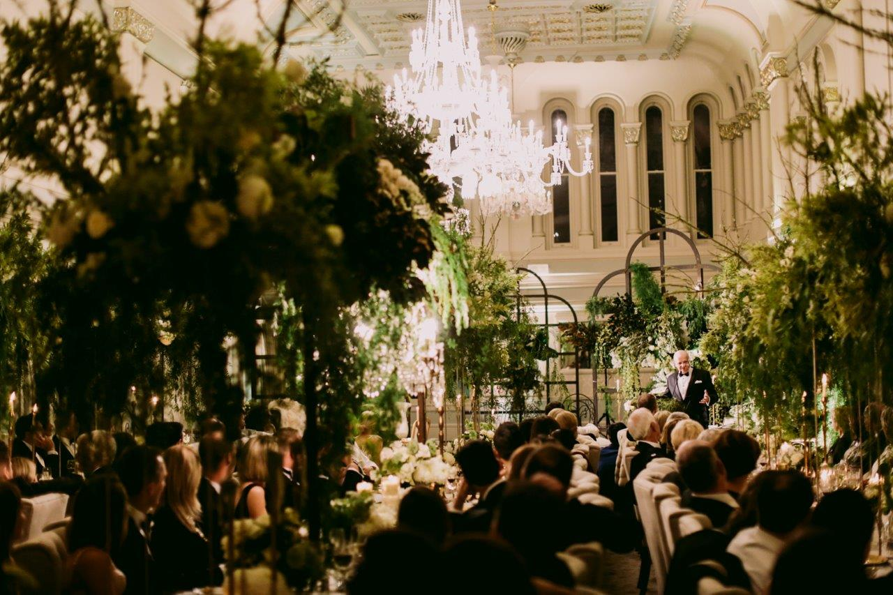 The tea room qvb function venues hidden city secrets for Small private wedding venues