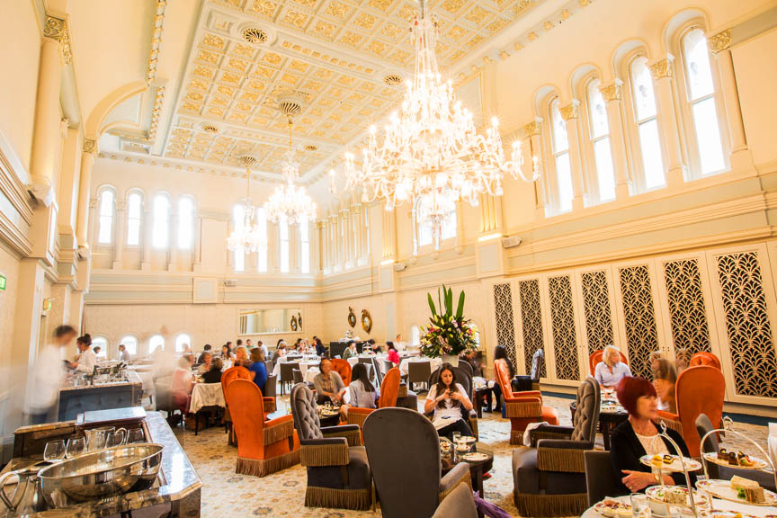 The Tea Room QVB – Top High Tea Venues