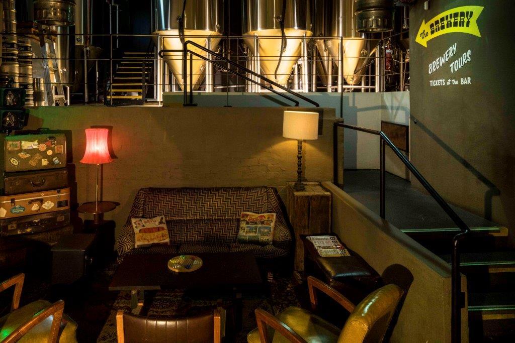 Wayward Brewing Co. Cellar Bar – Bars