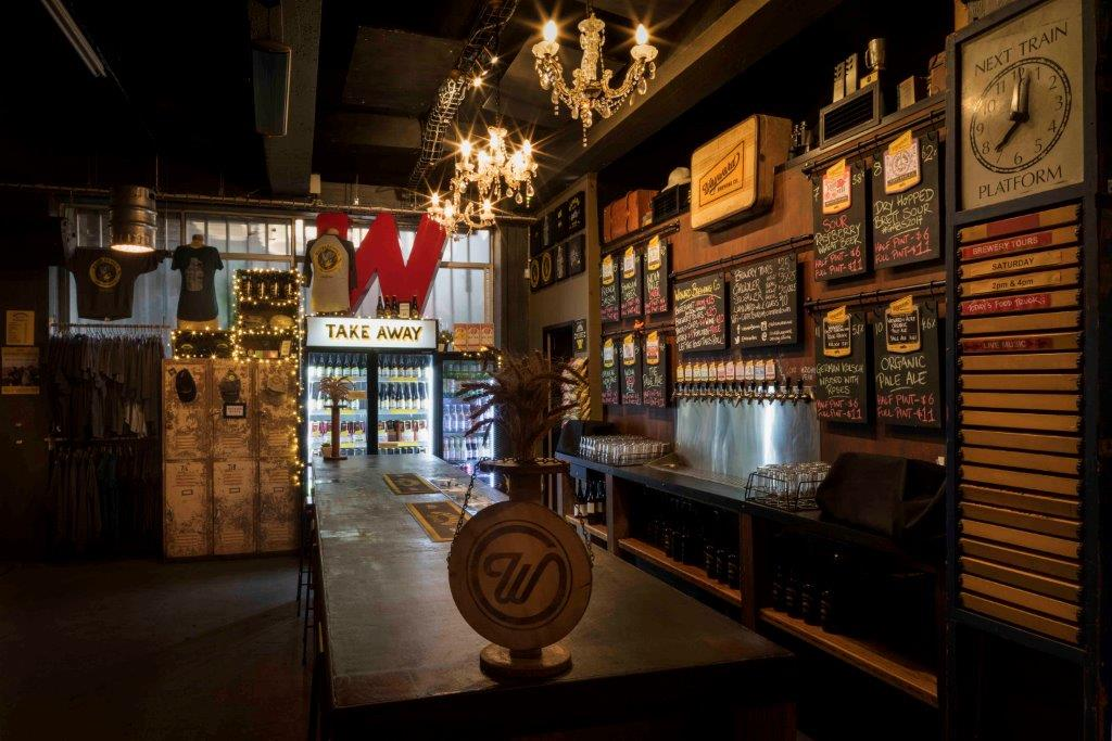 Wayward Brewing Co. – Unique Venue Hire
