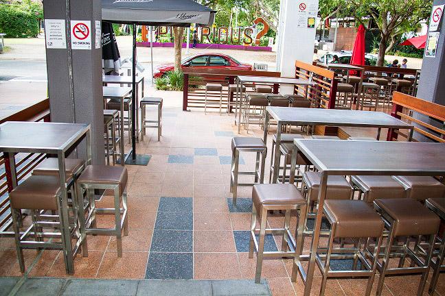 Greystone Bar And Cellar Outdoor Bars Hidden City Secrets