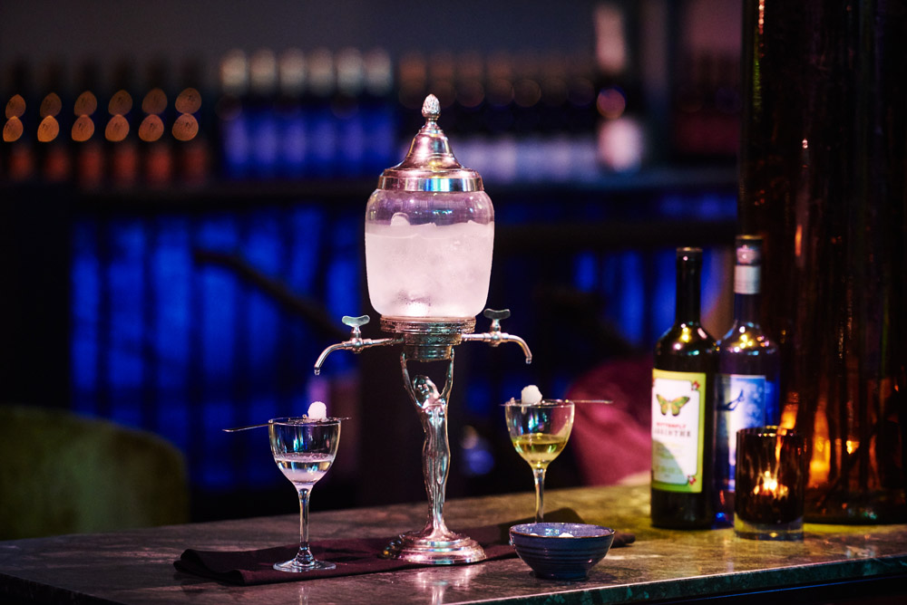 Halford – Best CBD Cocktail Bars