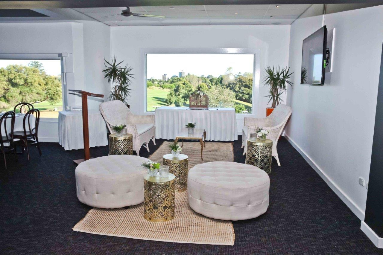 Moore Park Golf – Function Rooms