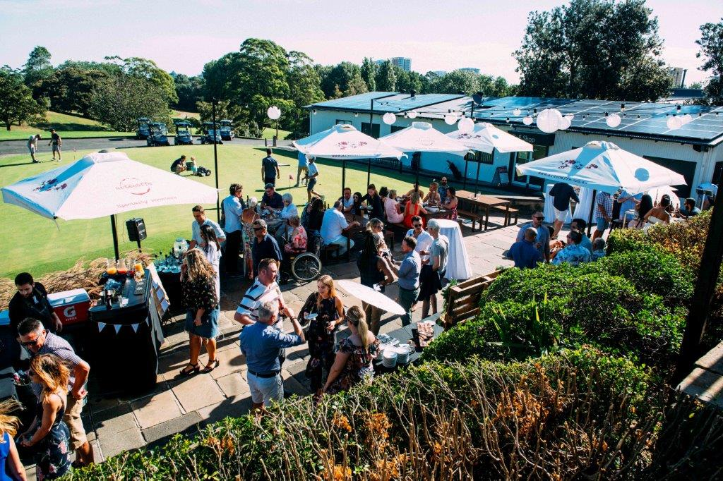 Moore Park Golf – Unique Venue Hire