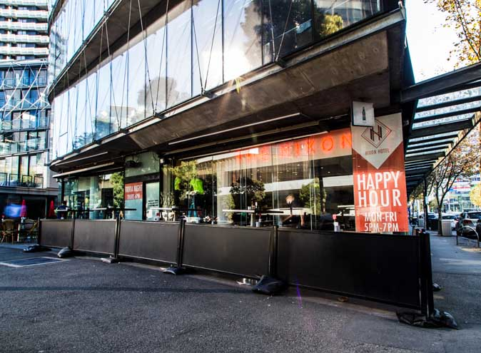 The Nixon Hotel – Best CBD Sports Bars