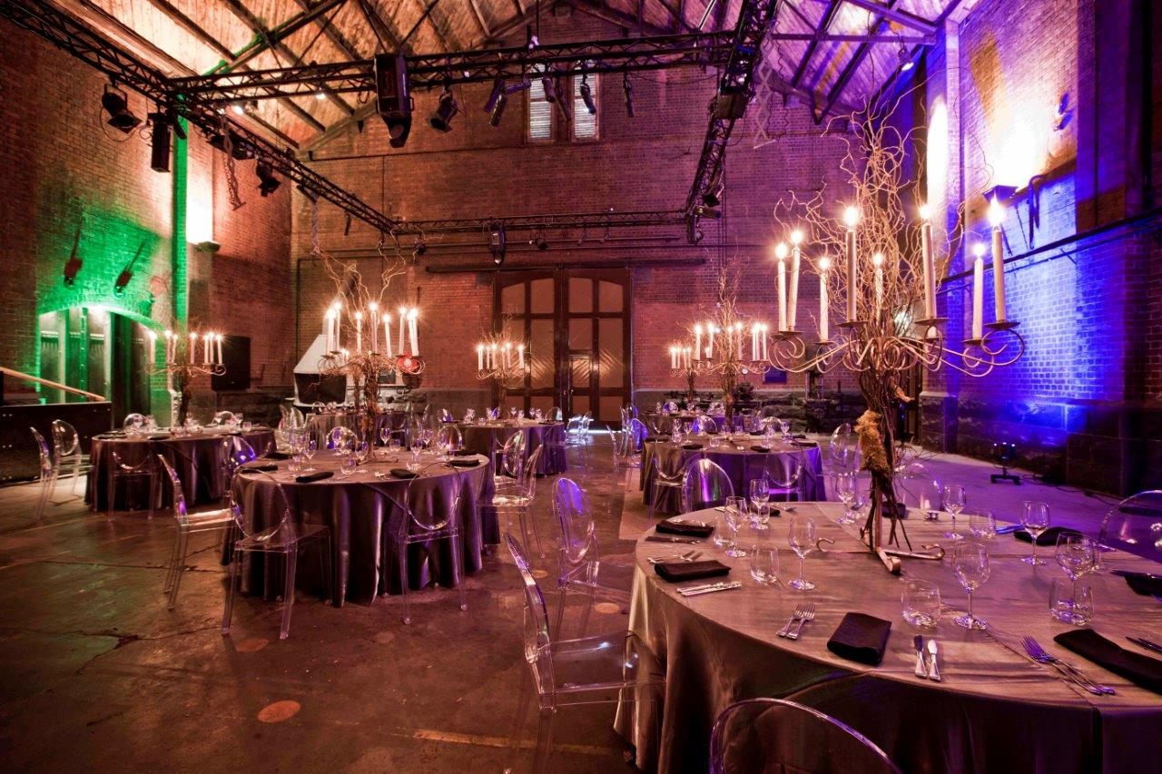 Pumping Station – Blank Canvas Venues