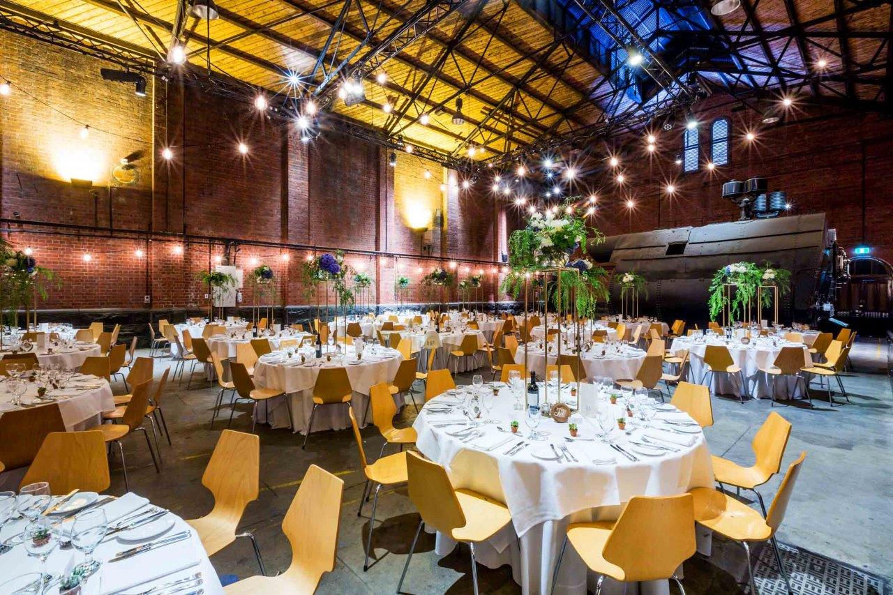 Pumping Station – Cocktail Event Venues
