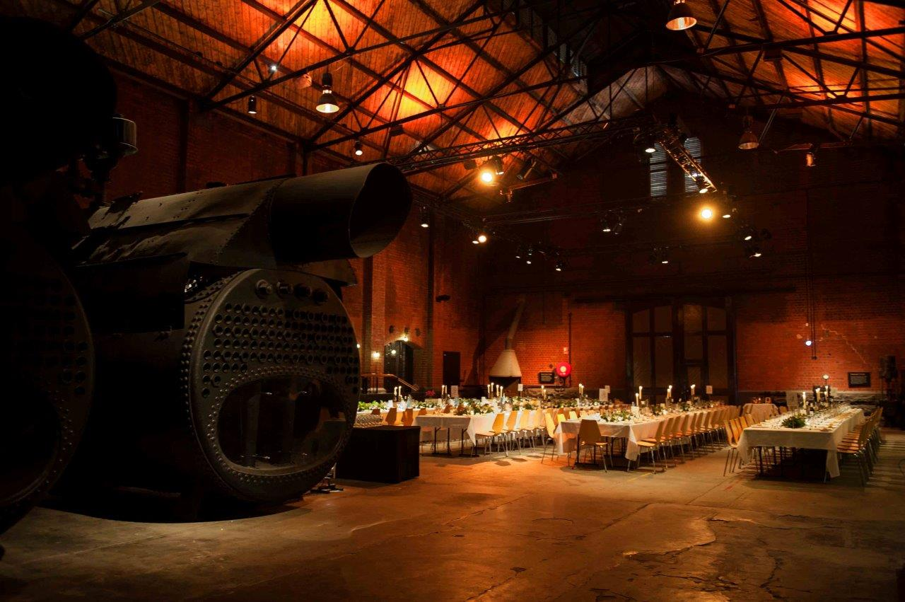 Pumping Station <br/> Cocktail Event Venues