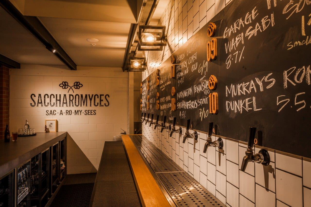 Saccharomyces Beer Cafe <br/> Hidden Bars